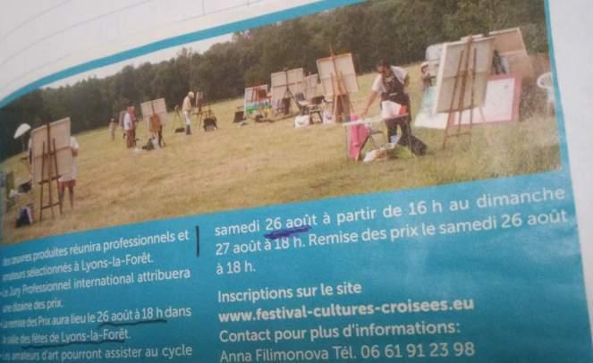 festival cultures croisées 2015 fourges