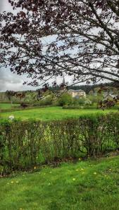 village de Lavault de Frétoy