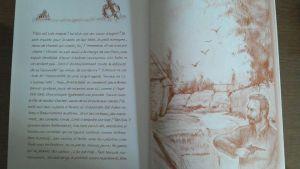 """extrait du livre """"le dernier été à Auvers"""""""