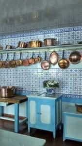 cuisine de Claude Monnet