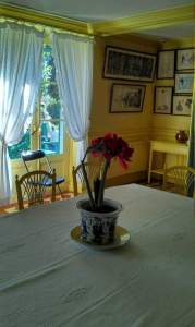 salle à manger de Claude Monet