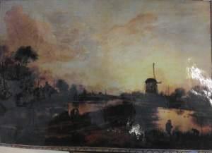 Tableau de Van der Neer