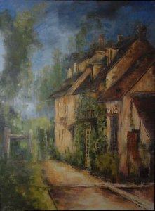 Le moulin de Fourges par Joel Desrues