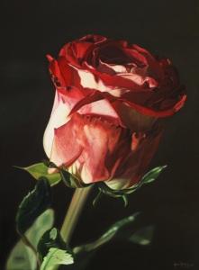 fleur Karina Rodriguez hyper réalisme époque actuelle