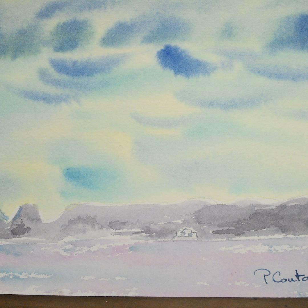 Connu peindre à l'aquarelle pour les débutants – pascalecoutouxpeintre DM21