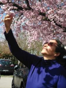 adieu aux fleurs de Giverny