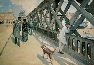 caillebotte sur le pont de l'europe1013623-1