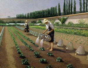caillebottethe jardiniers
