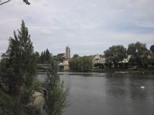 beaumont autre rive vue église
