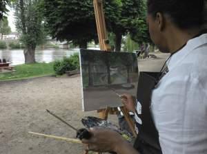 beaumont une peintre des bords de l'oise 2