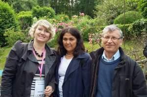 Ana, Aziza et Hafiz