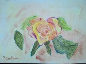 carte rosejaune433
