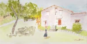 paysage provençal 001