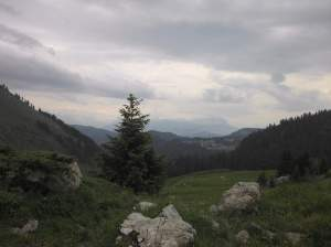 paysage de haute savoie photo