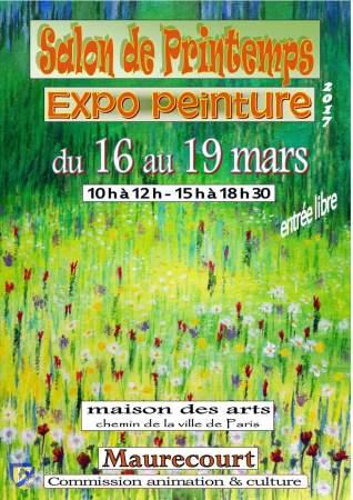 affiche maurecourt 2017