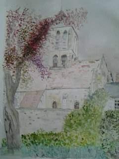 église de Montgeroult