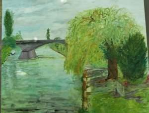 pont à beaumont sur oise