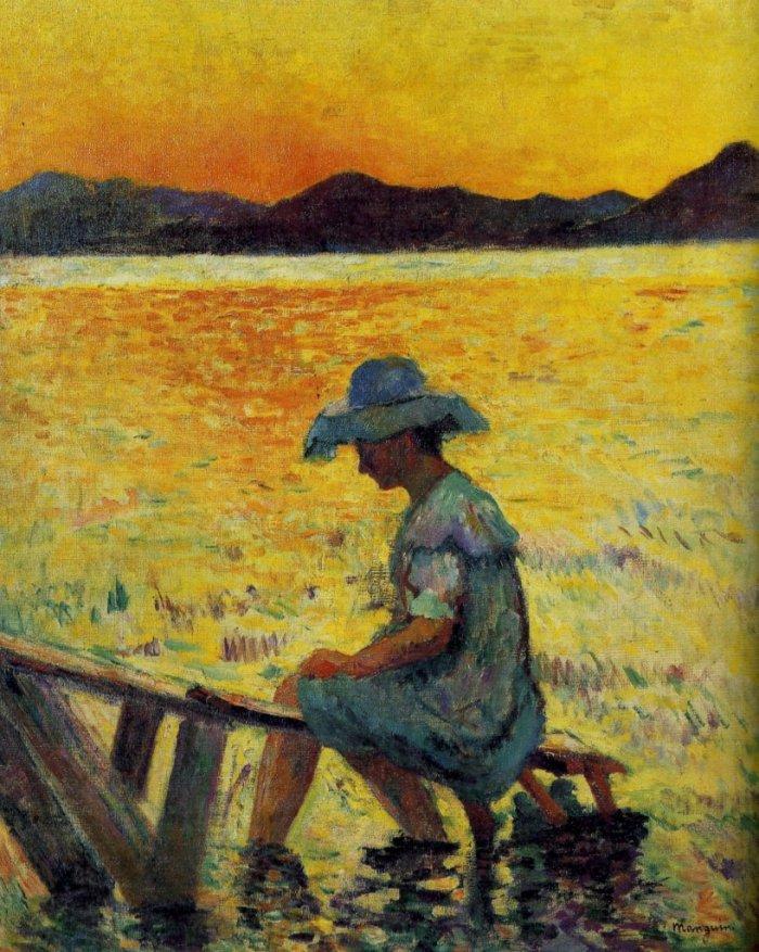 007amolenuvolette-it1904-henri-manguin-saint-tropez-le-coucher-de-soleil