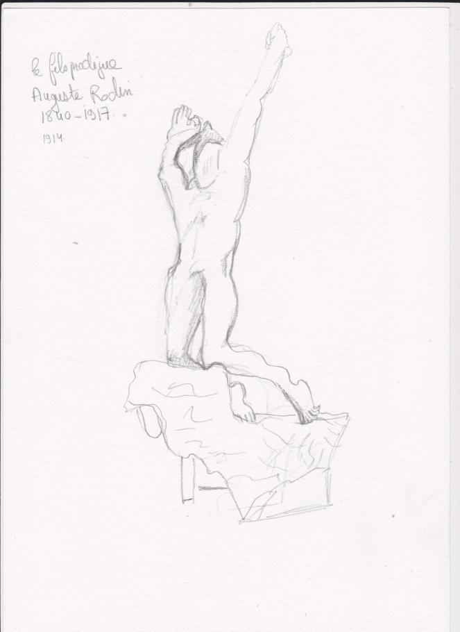 fils prodigue d'après Rodin 001