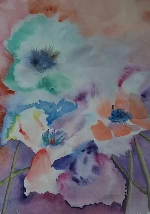 bouquet aléatoire redimensionné