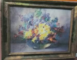 bouquet de Blanche Odin