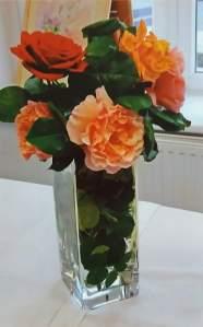 bouquet de roses photo personnelle