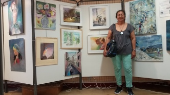 moi et mes tableaux